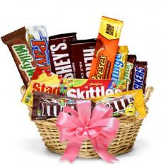 Buquê de chocolate mais doce