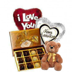 Aniversário do amor doce