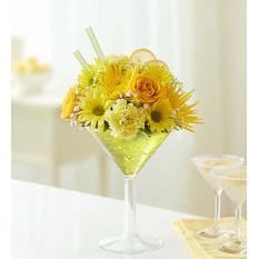 Bouquet De Limão Martini (Pequeno)