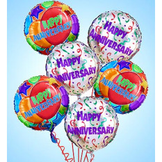 Air-Rangement - Aniversário Mylar Balloons