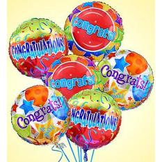Air-Rangement - Parabéns Mylar Balloons