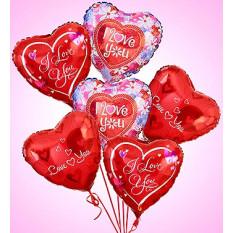 Air-Rangement - Love & Romance Mylar Balloons