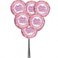 Buquê de balões de dia das mães