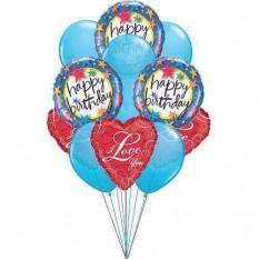 Aniversário com amor