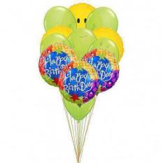 Feliz aniversário feliz