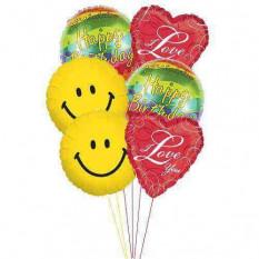 Aniversário Amor Balões
