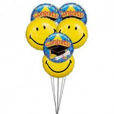 Parabéns Graduate Balloons