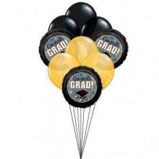 Balões do dia da formatura