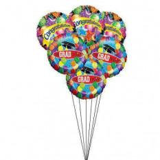 Bouquet de balões de graduação