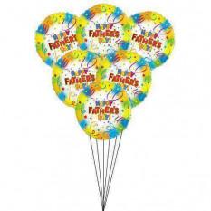 Balões para Super Dad