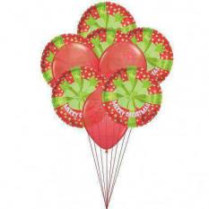 X'mas com balões