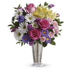 Bouquet De Sorriso E Brilho (Padrão)