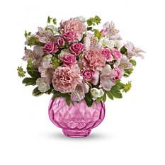 Bouquet Simplesmente Rosa (Padrão)