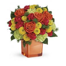 Bouquet De Sorrisos De Citros (Pequeno)