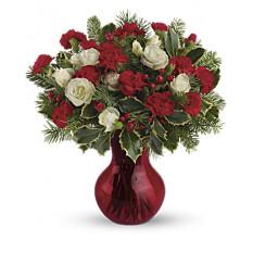 Giftblooms Reúnem Bouquet Redondo (Pequeno)