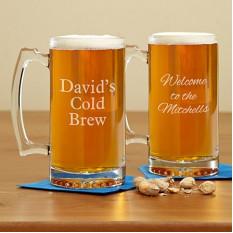 Crie sua própria caneca de cerveja extragrande