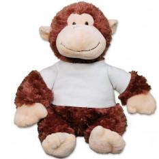 Selvagem personalizada sobre você macaco - 12 polegadas