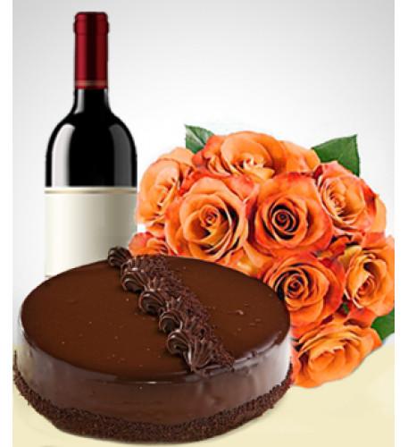 Jogo de vinho e romance