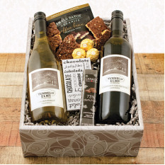 California Duo Wine Gift Basket-1