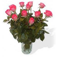 Bouquet de paixão rosa