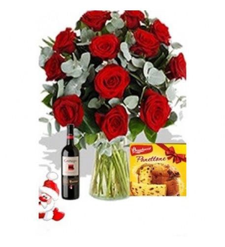12 Roses Pannetone Wine