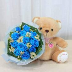 Azul precioso