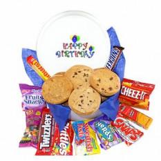Aniversário Goodie Tin (1 Dozen)