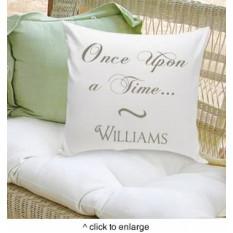 Uma vez, Classic Throw Pillow