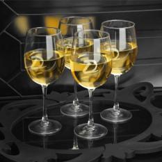 Quarteto de vinho branco (conjunto de 4, 19 oz)