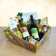 Melhor da Califórnia Wine Gift Basket