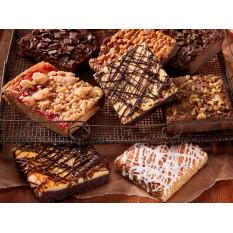 Assorted Gourmet Brownie Sampler