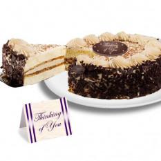"Tiramisu Classico ""Just Because"" Cake"