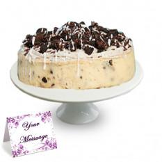 Bolinhos e Cheesecake de Creme