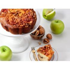 Bolo de café vienense - maçã vovó