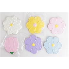 Bolinhos Assorted das flores