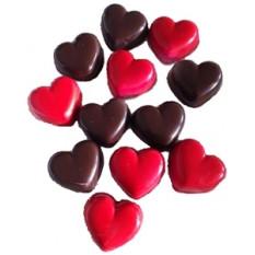 Mini biscoitos Oreo - corações, conjunto de 12