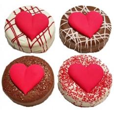 Oreo Cookies - Candy Hearts, conjunto de 6