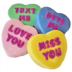 Cookies Oreo® - corações de conversação