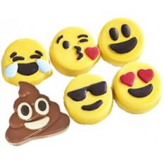 Oreo Cookies - Emojis, Conjunto de 12