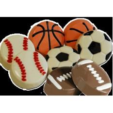 Bolinhos Oreo - Bolas Esportivas