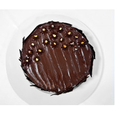 Merengue de Chocolate Avelã