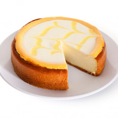 Cheesecake de limão - 6 polegadas